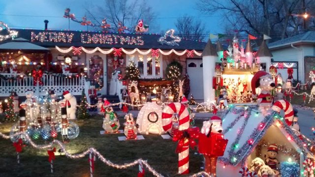 Merry Christmas House