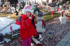 Longmont Christmas House