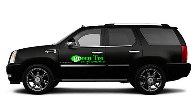 Green Taxi Co-op