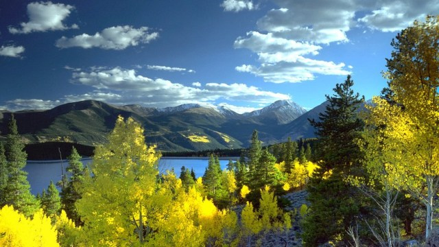 Twin Lakes, Aspen