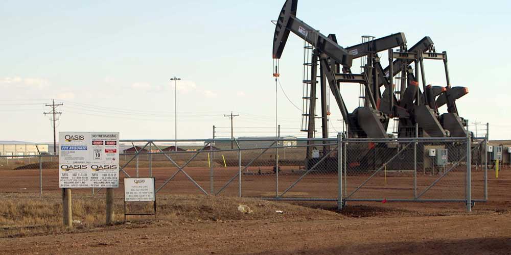 Bakken Oil Field (Reveal)