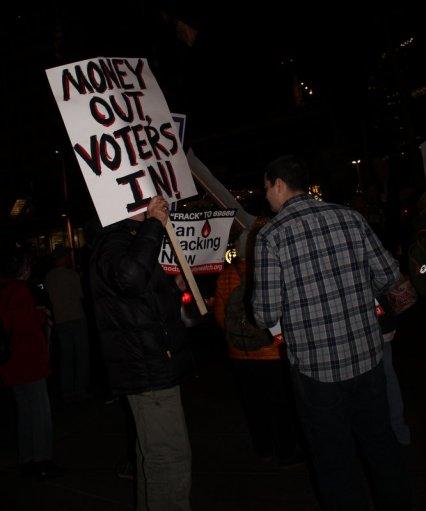 democratic fundraiser