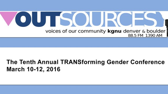 Outsources Transforming Gender