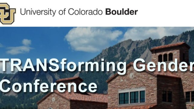 TRANSforming Gender Conference