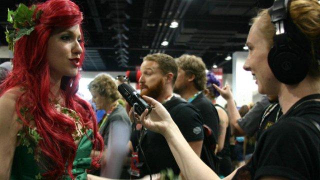 Ariel Denver Comic Con 2016