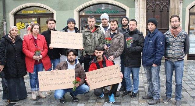 Syrians in Straubing, Germany