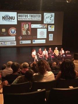 Motus Panel Discussion