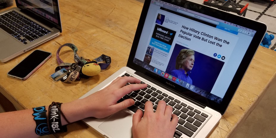 tech talks election