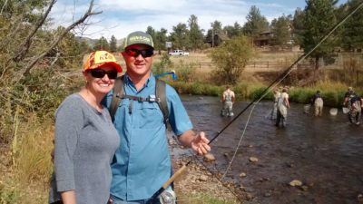 Trout Fishing in Estes Park