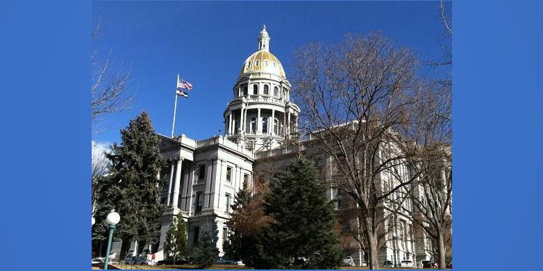 State Capitol: KIRK SIEGLER / KUNC
