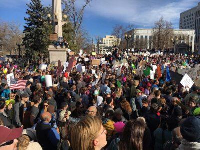 Protect Our Muslim Neighbor Rally Denver
