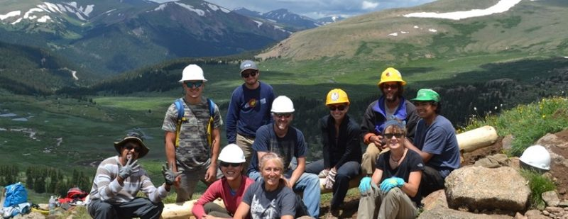 Dot Org: Volunteers for Outdoor Colorado