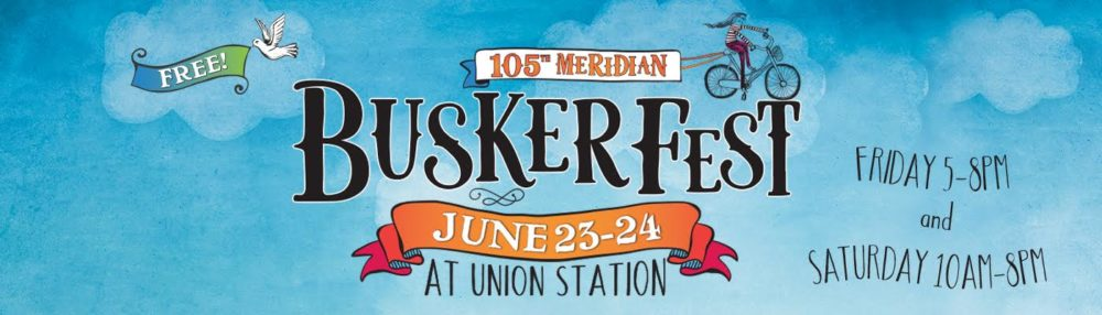 Second Annual Union Station Buskerfest Opens Friday With a Flash (Mob)