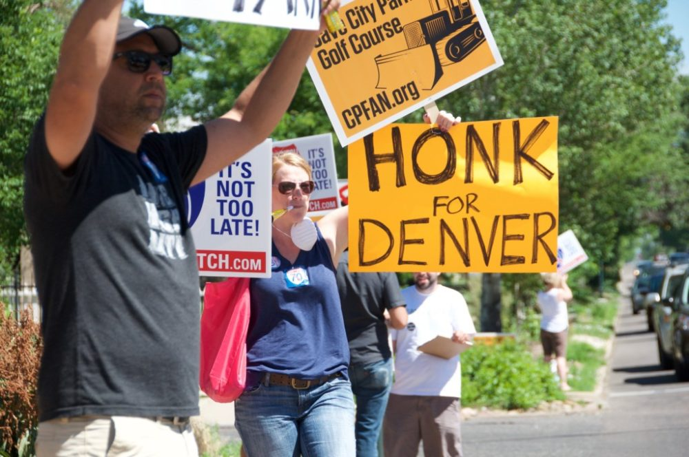 Continued Community Opposition to I-70 Expansion and Denver's Stormwater Project