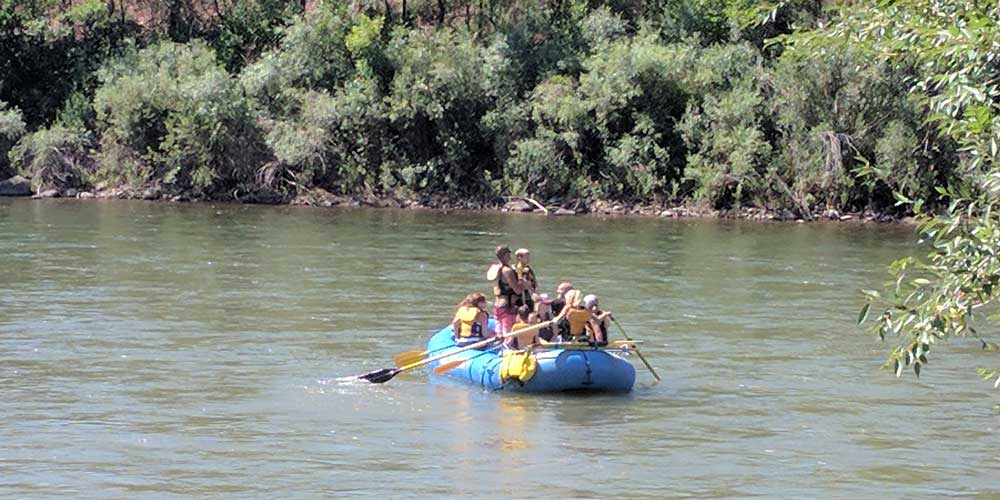 Dispatches From The River: Tourism Tied to the River in Colorado