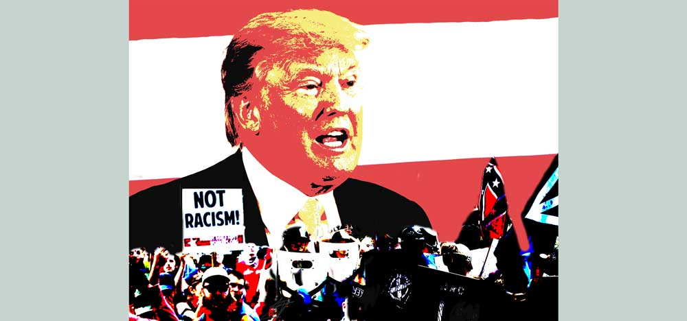 Reveal: Hate on the march: White nationalism in the Trump era