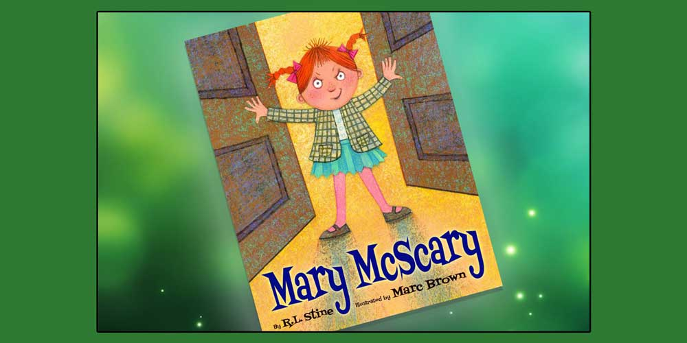 """Booktalk: Children's Book Authors Marc Brown & R.L. Stine's """"Mary McScary"""""""
