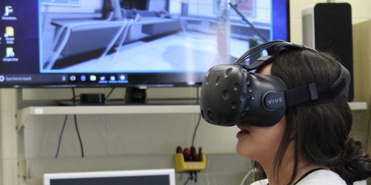Tech Talks - VR