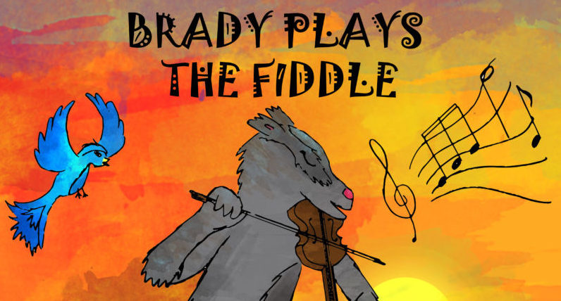 Brady Plays the Fiddle