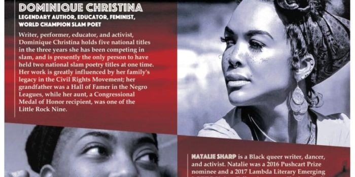 Poetic Justice in Honor of Martin Luther King Jr. Day