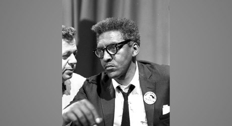 OutSources: Bayard Rustin- Invisible Man behind 'The Dream':