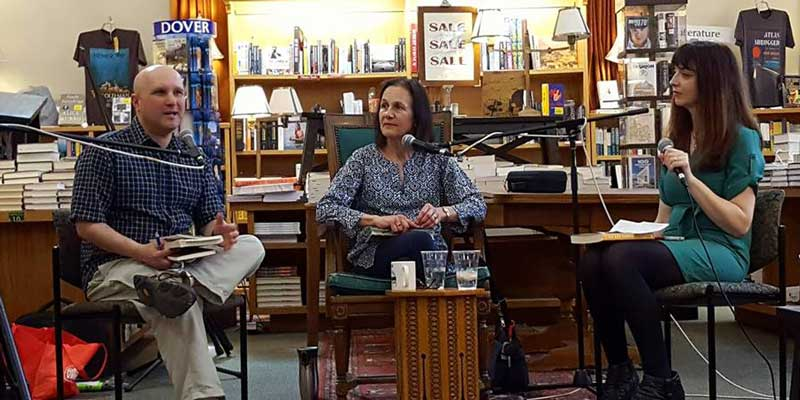 After Hours at the Radio Bookclub: Elizabeth Hyde and the Boulder Bookstore