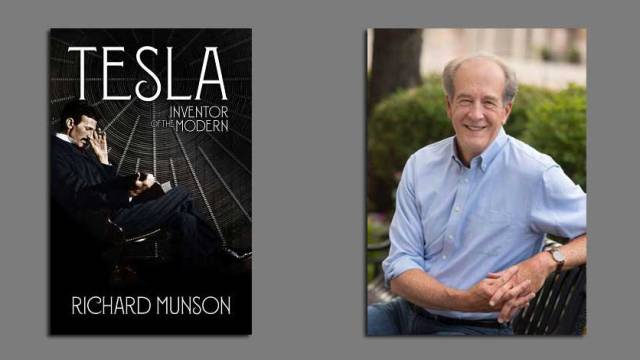 Tesla -Richard Munson