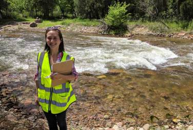 Lyons Flood Recovery