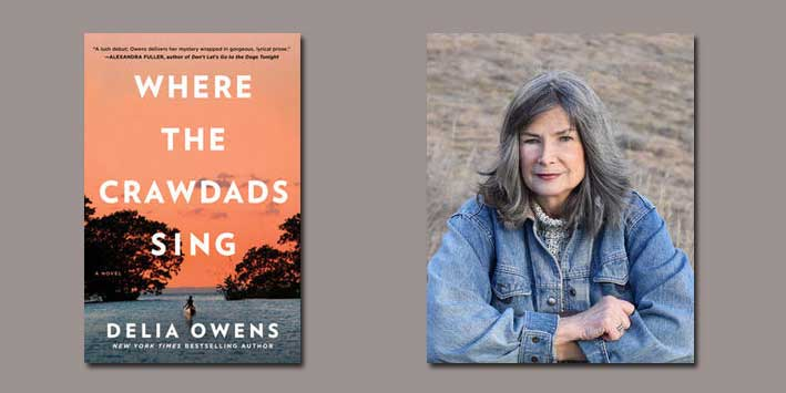 "Booktalk: Nature Writer Delia Owens with ""Where the Crawdads Sing"""