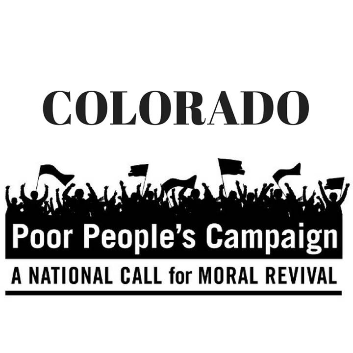 Resistance Radio: Colorado Poor People's Campaign Rally at State Capitol