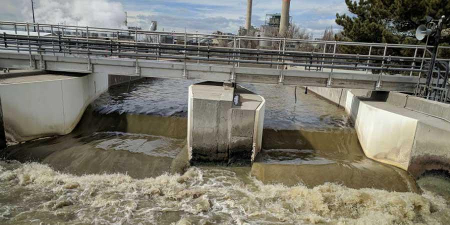 Metro Wastewater Intake
