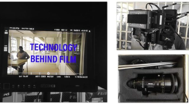 tech in film script