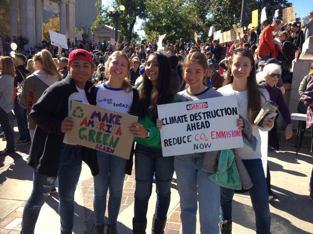 ClimateStrikekids