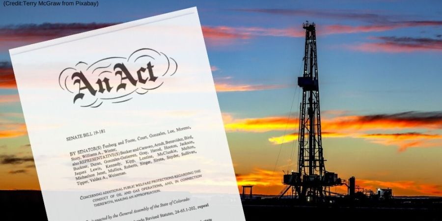 Anti-Fracking Groups Still Testing Extent Of New Oil And Gas Law Protections_KGNU