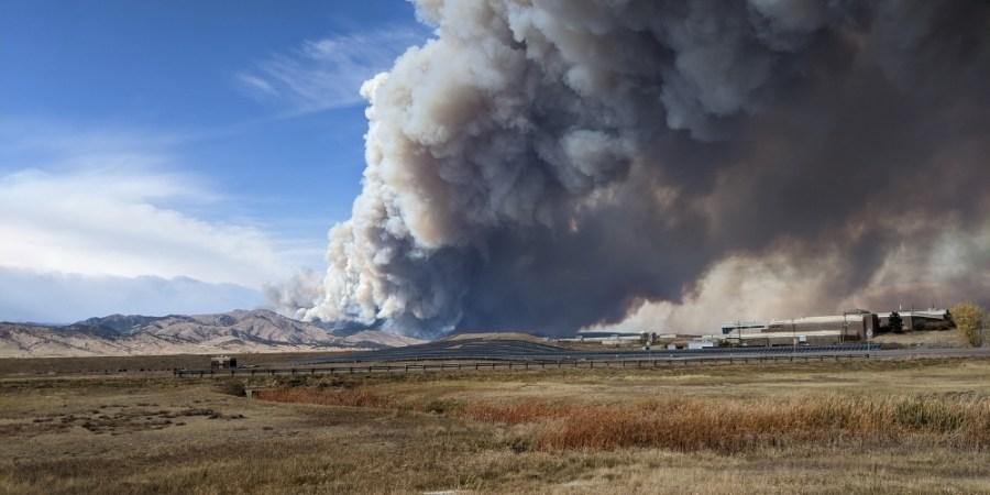 Calwood Fire_KGNU