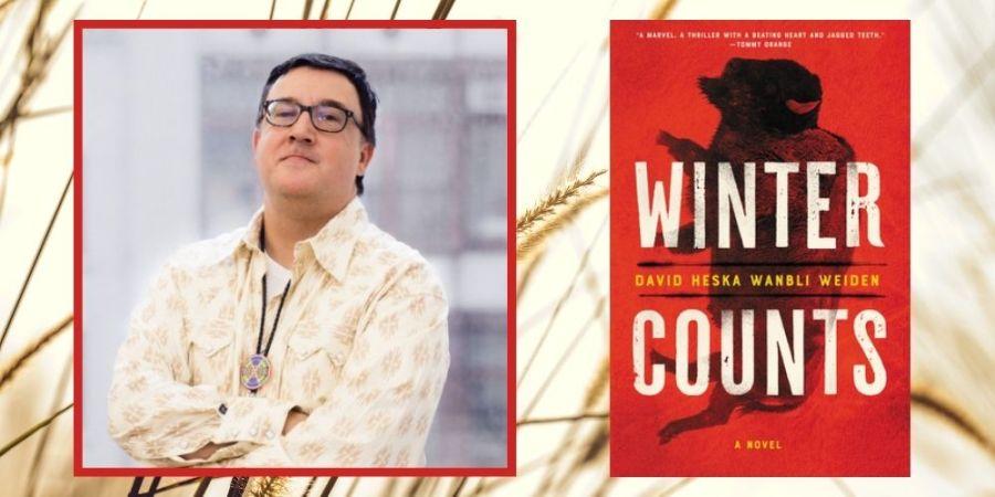 Radio Bookclub-Winter Counts-David Heska Wanbli Weiden_KGNU