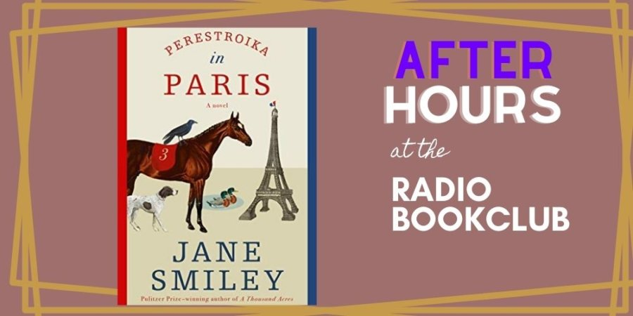 Afterhours at the Radio Bookclub: Jane Smiley