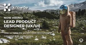 Lead Product Designer (UX/UI)