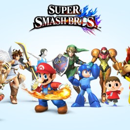 Super Smash Bros. für Wii U & 3DS