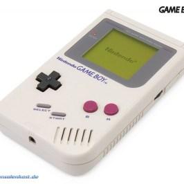 Der GameBoy wird 25 Jahre alt