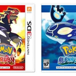 Pokémon Omega Rubin & Alpha Saphir angekündigt