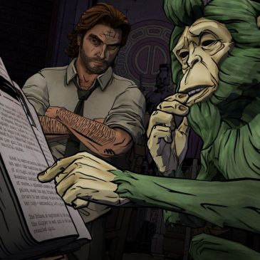 The Wolf Among Us – Ende 2014 als Disk-Version
