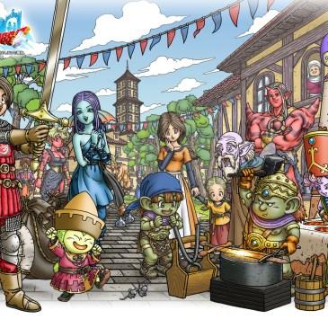 Dragon Quest auch bald für die PS4?