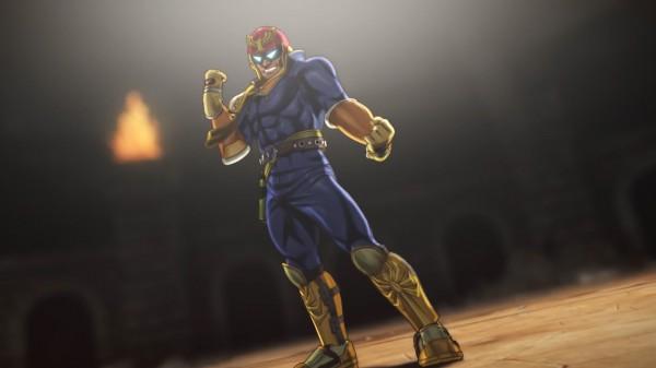 Super Smash Bros. - Falcon
