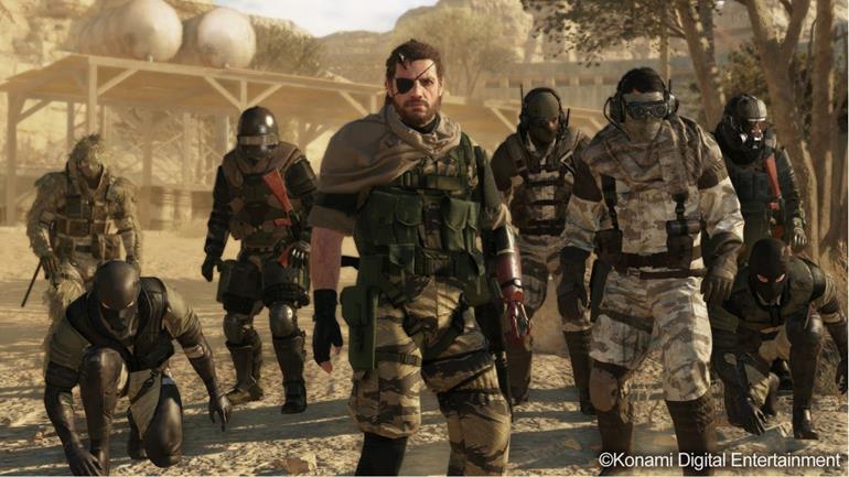 Metal Gear Solid 5: Phantom Pain
