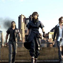 Final Fantasy XV-Trailer für anstehende Demo!