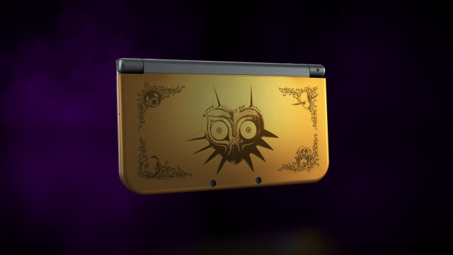 New Nintendo 3DS XL – Majora's Mask Edition