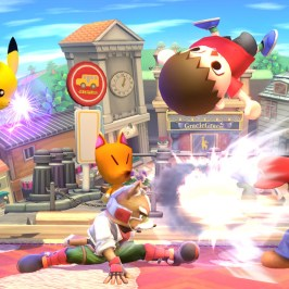 Super Smash Bros. – Turnier auf der Apex!