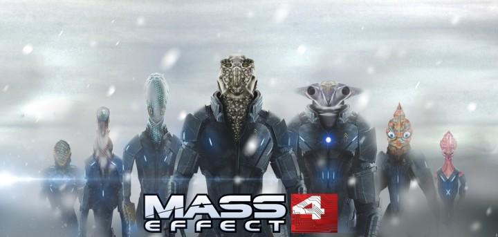 Mass Effect 4: Neuigkeiten zum Singleplayer!