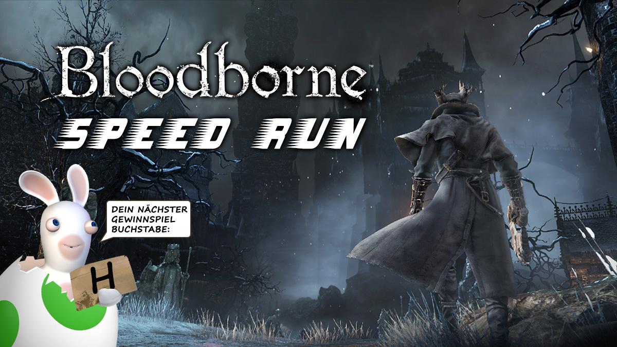 Bloodborne – Durchgespielt in 44 Minuten!